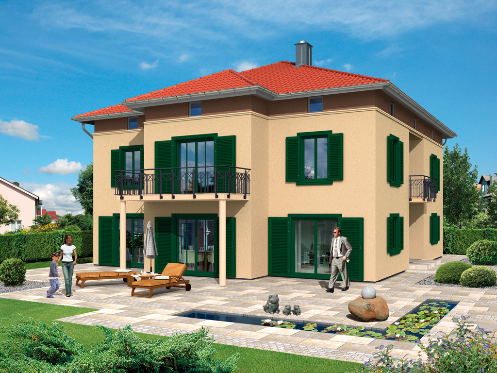 OPTA MASSIVHAUS Villa 300
